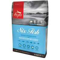 Orijen Six Fish Cat da 1,8 kg