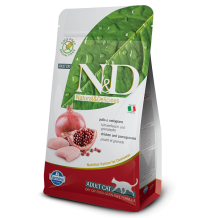 N&D - Grain Free Adult al Pollo e Melograno 5 kg
