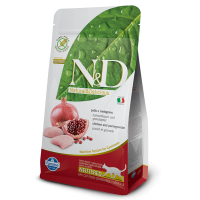 N&D - Grain Free Adult Neutered al Pollo e Melograno 5 kg