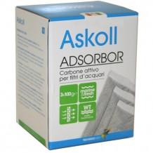 Askoll - Adsorbor Carbone Attivo 3x100g